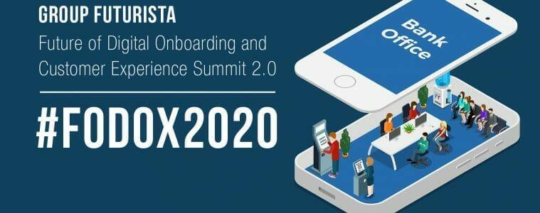 Digital onboarding, 2020