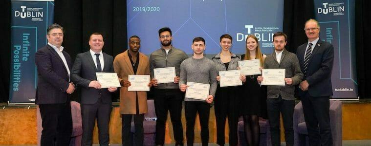 Intel Ireland partners with TU Dublin to celebrate students