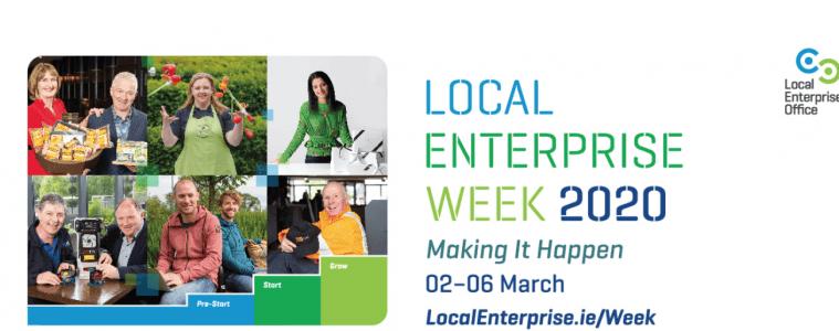 2020, Local enterprise week,