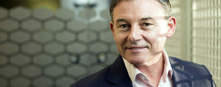 Maurice Mortell, Managing Director for Ireland, Equinix
