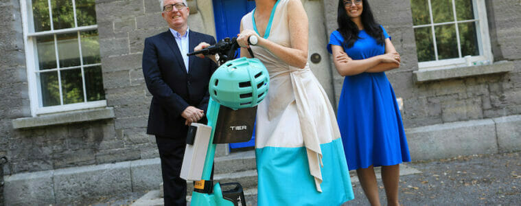 E-Scooter Launch