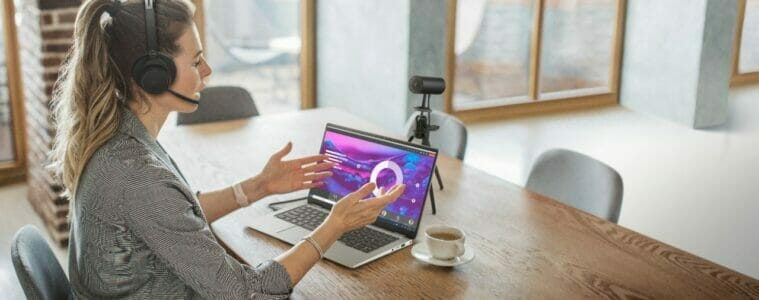 Dell Technologies Unveils World's Most Intelligent Webcam in Its Class