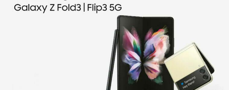 Pre-Orders for Samsung Galaxy Z Fold3 & Galaxy Z Flip3 now open on Virgin Mobile