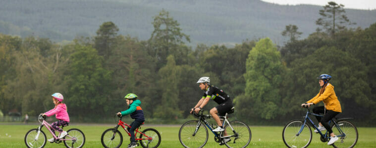 Microsoft Ireland Shifts Gears for Month Long Cycling Challenge in Aid of Lauralynn