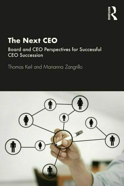 Founder CEOs Stepping Back - What Can Go Wrong?