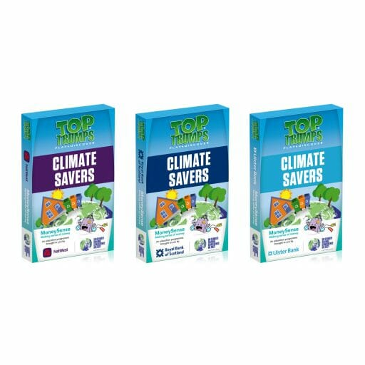 Top Trumps goes green with NatWest partnership on sustainability