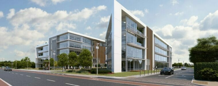 Logitech and JCD Group Collaborate in New Sustainable Office Project