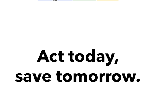 Patagonia Act today save tomrrow