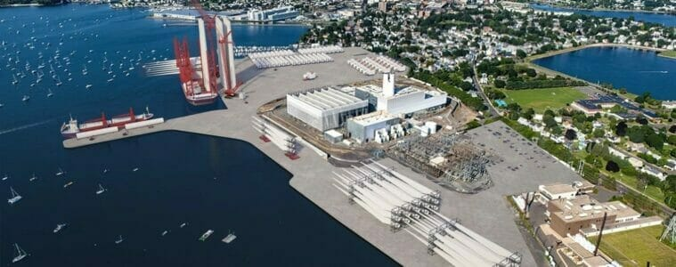 Vineyard Wind, Crowley and Salem to Transform Harbor into Offshore Wind Port